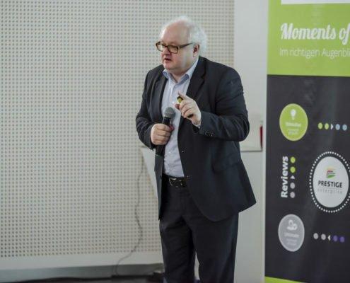PRESTIGE Partnertag 2019 - Referent Volker Wissmann