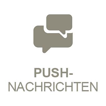 App Modul Push-Nachrichten