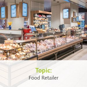 PRESTIGE solutions for food retailer