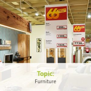 PRESTIGE solutions for the furniture industry