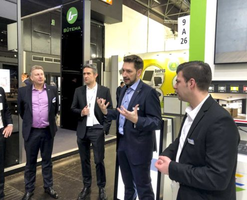EuroCIS 2019 - PRESTIGE Solution Campus - Morgen-Briefing