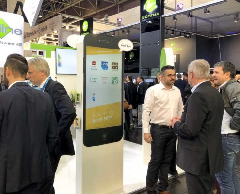 EuroCIS 2019 - Mobile Lösungen auf dem PRESTIGE Solution Campus