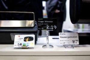 EuroCIS 2019 - Lebensmittelkarten Drucklösungen