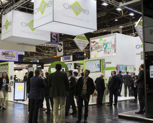EuroCIS 2019 - Standansicht Online Software AG