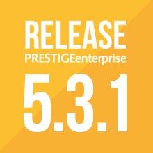 Release Logo PRESTIGEenterprise 5.3.1