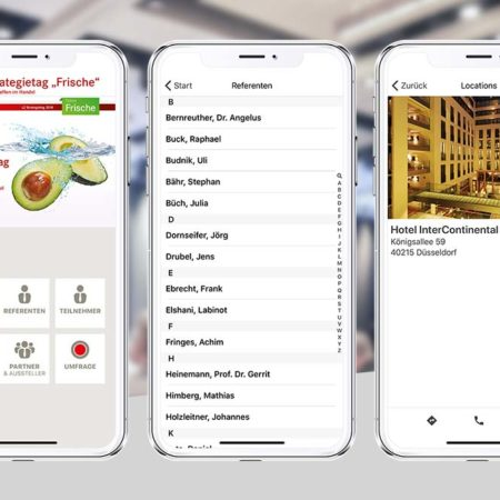 LZ Strategietage App - dem PRESTIGE AppBaukasten