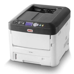 Drucker OKI C712