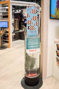 Wasserfester Druck - Partner OKI Europe