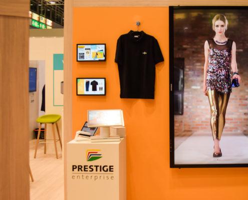 Instore TV, Kassen und Bildschirme für Fashion