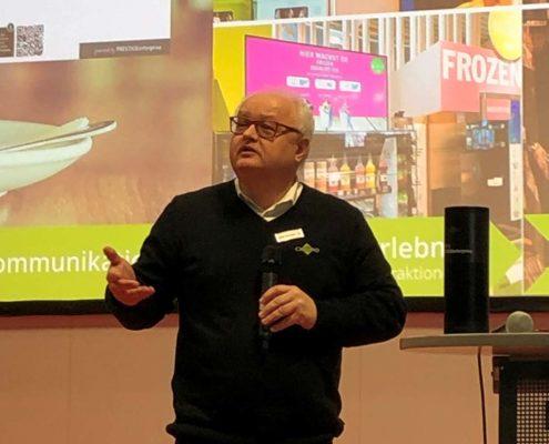 Volker Wissmann - Vortrag auf der EuroShop 2020