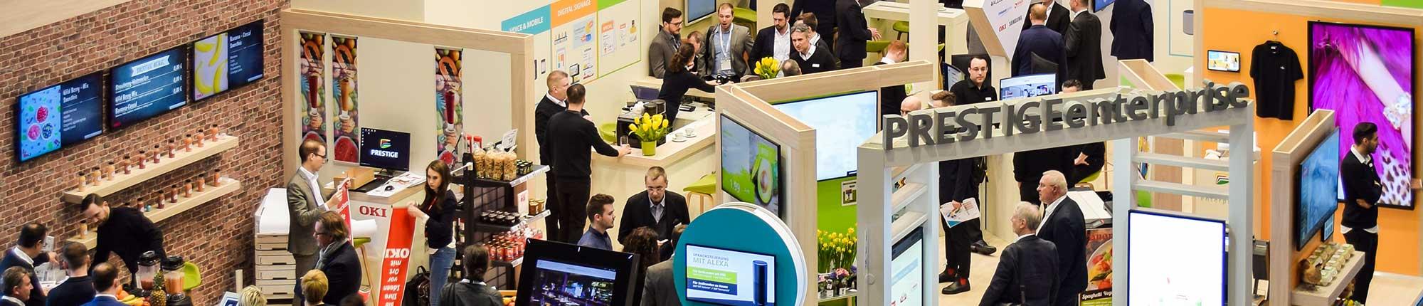 Die Online Software AG auf Veranstaltungen