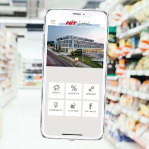 Händler-App HIT Sütterlin mit PRESTIGEenterprise
