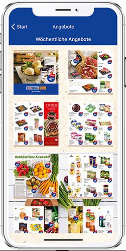 App-Modul Angebote Konsum Dresden