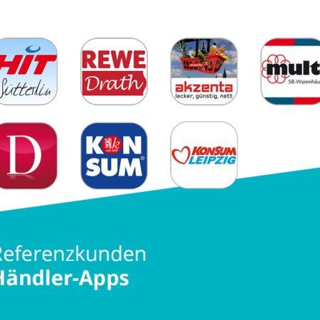 Referenzkunden Händler-Apps