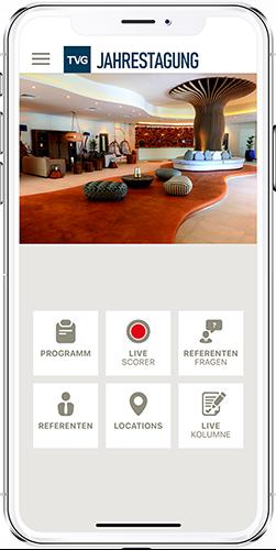 App TVG Jahrestagung