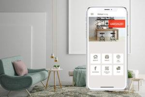 Mobile Apps für den Möbelhandel mit PRESTIGEenterprise