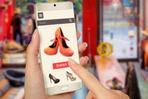 Datenerfassung und Datenpflege mit MDE und Smartphone mit PRESTIGEenterprise