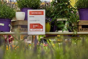 Plakatdruck für DIY und Baumarkt