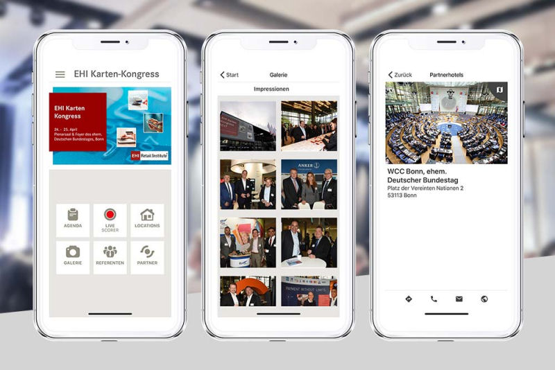Event-App Prestige